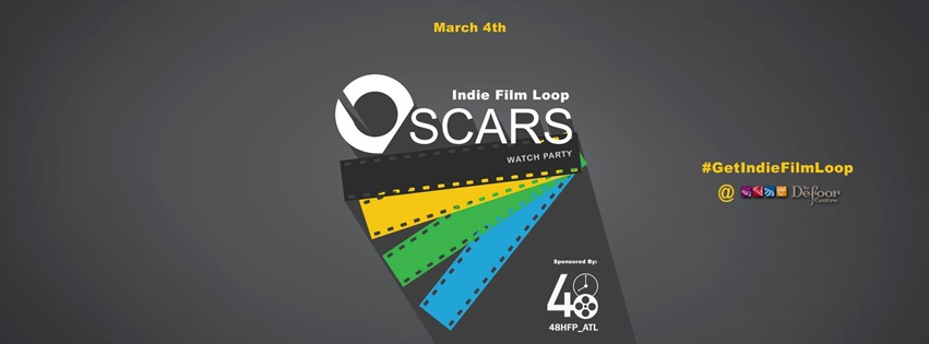 Oscars Watch Party At The Defoor Centre