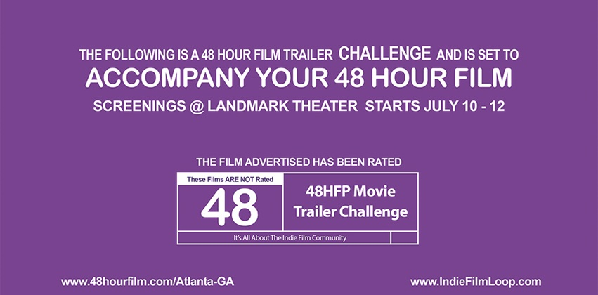 The 48HFP Trailer Challenge